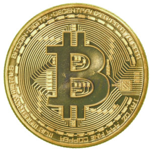 Bitcoin Gold Coin Commemorative TWO COIN PACK