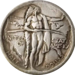 USA Indian 1939 Half-Dollar Replica Coin