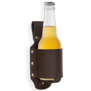 Beer Holster Can Holder Waist Belt Loop Gag Gift