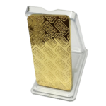 Gold Bar 1 oz 24ct Gold Plated Switzerland Replica